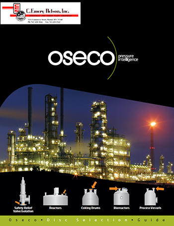 Oseco Disc Selection Guide