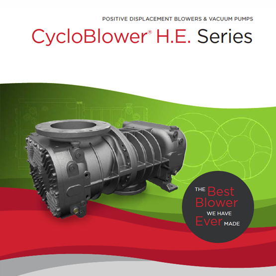 CycloBlower H.E. Series
