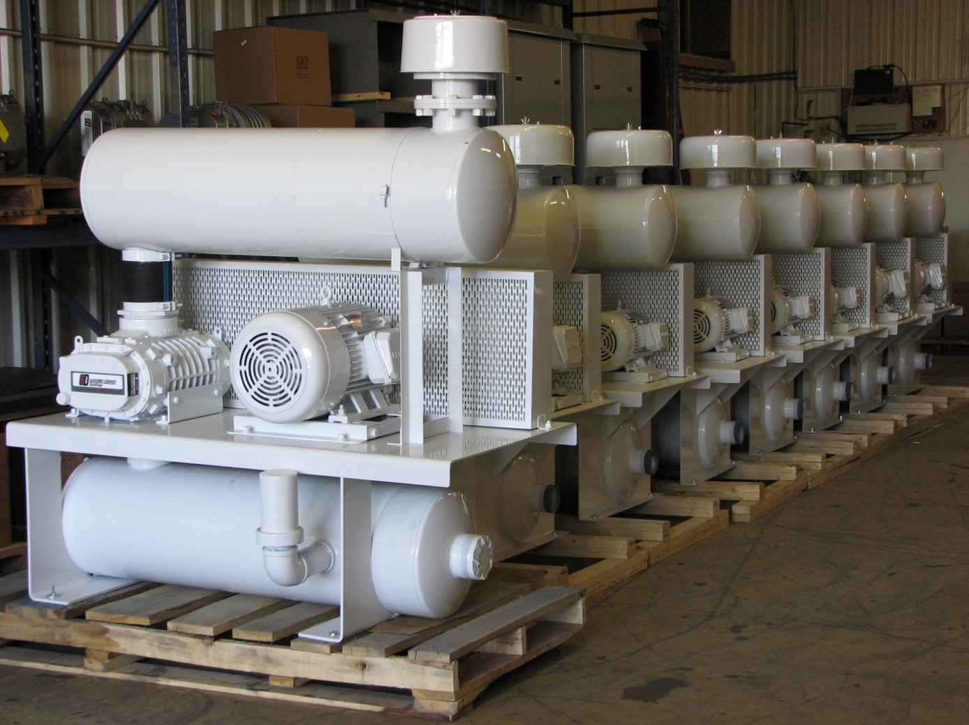 Blower Packages