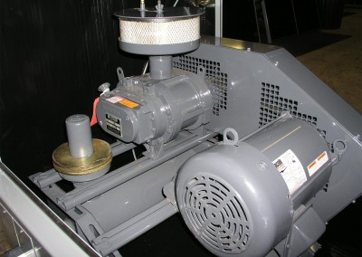 SS 54 Enclosure Package
