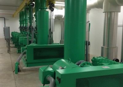 Wastewater Aeration Hat Section Packages
