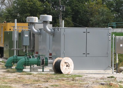 Duplex SoundSeal Wastewater Aeration Package