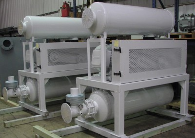 Food Grade Sanitary Elevated Tubular Base Packages