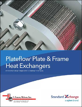 Plateflow Plate & Frame Heat Exchangers