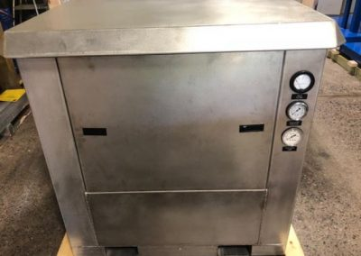 SoundSeal Stainless Steel Enclosure